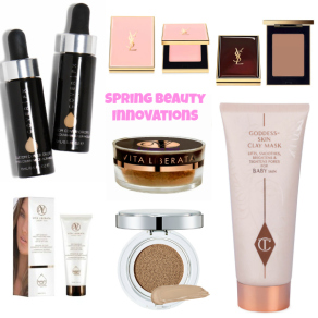 Spring Beauty Innovations